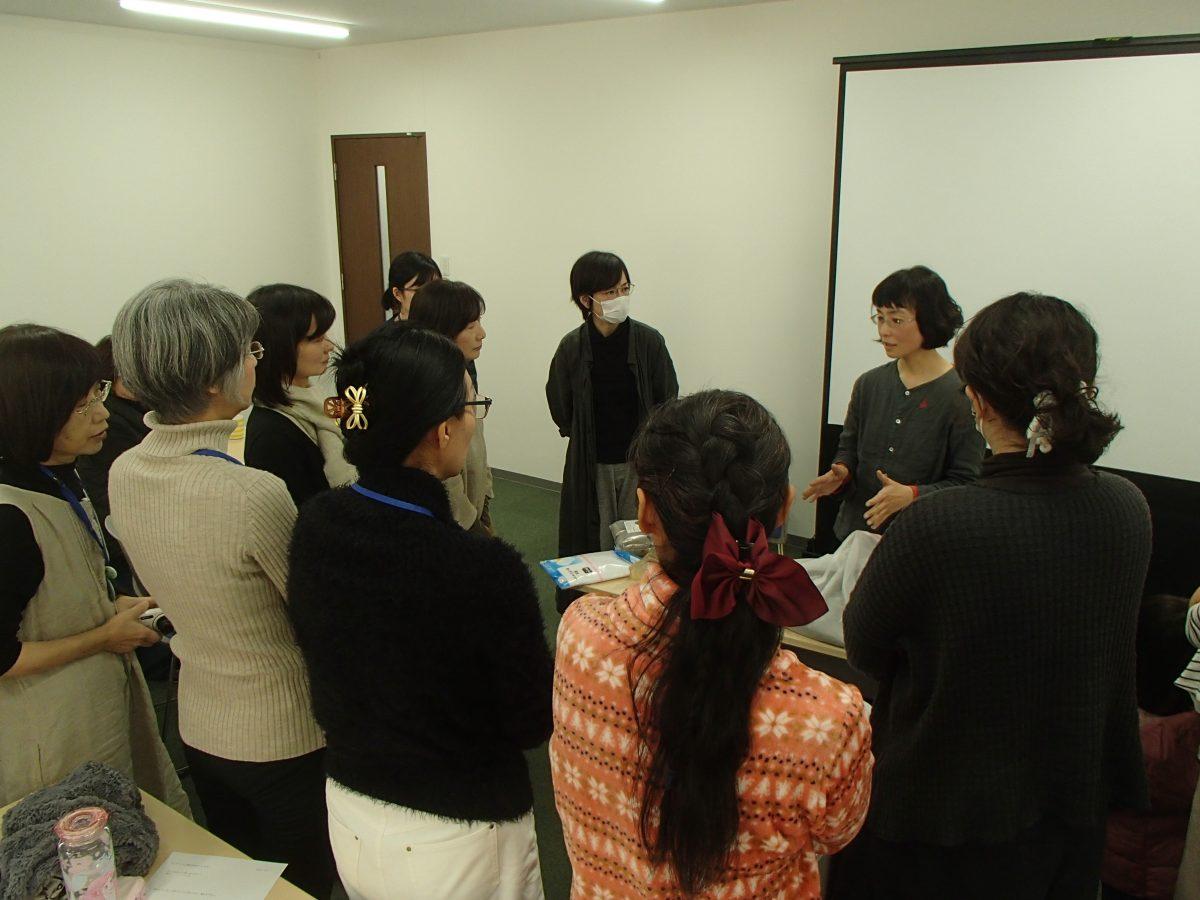 土を考えるきっかけに〜竹パウダーコンポスト講習会(@コープ自然派兵庫)